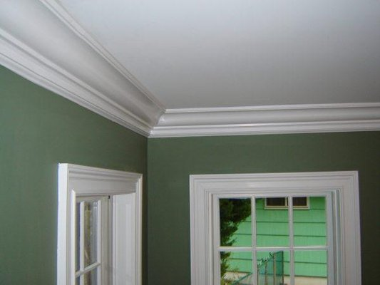 molding trim installation turning point wood work